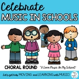 "FREEBIE: MIOSM Acapella Round: ""I Love Music In My School"""