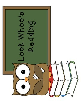 March is Reading Month Door Decoration(student book covers to illustrate)