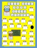 March is Reading Month Door Decoration(student book covers
