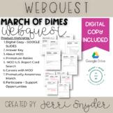 March of Dimes Webquest || Developmental Milestones & Prem
