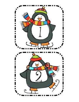 March of the Penguins - Order and Sequence Numbers