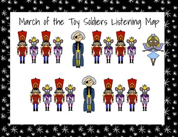 """March of the Toy Soldiers"" Listening Map"