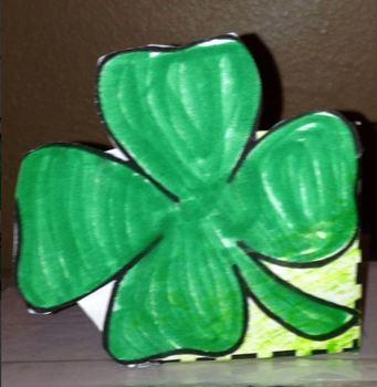 March treat box St. Patrick's Day