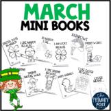 March Mini Books