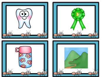 Marching Away with Digraphs (Th, Sh, Ch)