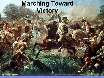 Marching to Victory- The End of the Revolution