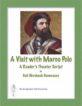 Marco Polo: A Reader's Theater Script(Explorer)