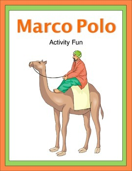 Marco Polo Activity Fun