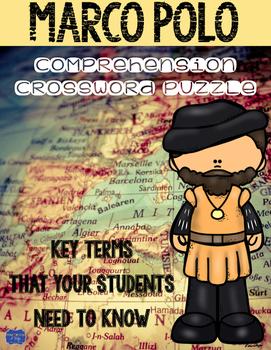 Marco Polo Crossword