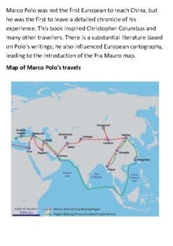 Marco Polo Handout