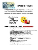Marco Polo One Pager