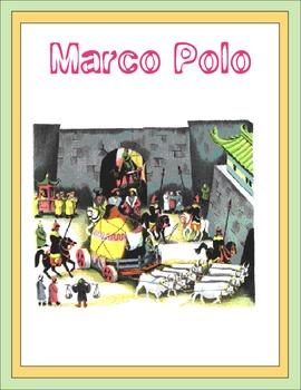 Marco Polo Thematic Unit