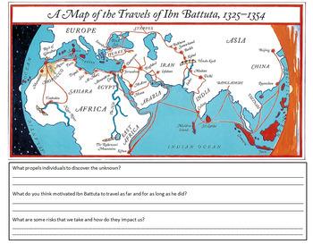 Marco Polo and Ibn Battuta - Mini Bundle of Lessons