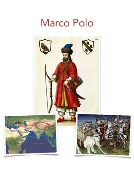 Marco Polo_Text, Vocabulary and Comprehension Questions