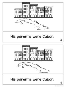 Marco Rubio & Bob Menéndez Readers {Hispanic Heritage Month} English version