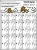 Mardi Gras Activities: Mardi Gras Bingo Game Activity Packet