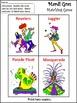Mardi Gras Crafts & Games Activity Packet
