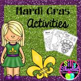 Mardi Gras Activities