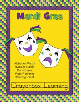 Mardi Gras Learning Centers