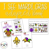Mardi Gras Adapted Book