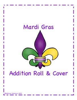 Mardi Gras Addition Roll and Cover