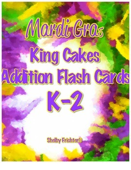 Mardi Gras Addition & Subtraction