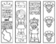 Mardi Gras Bookmarks
