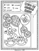 Mardi Gras Color By Music Activity Fun Packet - PDF Worksh