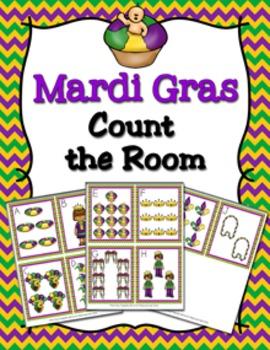 Mardi Gras Count the Room