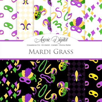 image relating to Printable Backgrounds known as Mardi Gras Electronic Paper Carnival printable practice sbook record