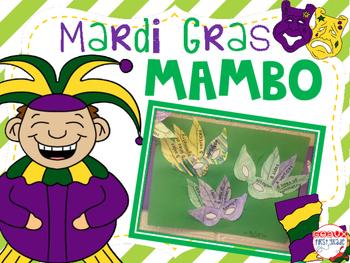 Mardi Gras Mambo ELA and Math