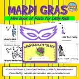 Mardi Gras Mini Book
