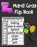 Mardi Gras Flip Book