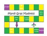 Mardi Gras Gameboard