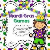 Mardi Gras Games