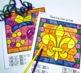 Mardi Gras Grammar Coloring Pages Parts of Speech