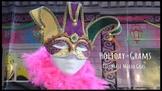 Mardi Gras Holiday-Grams