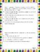Mardi Gras Literary Analysis Task