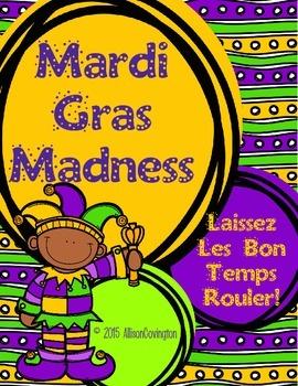 Mardi Gras Madness
