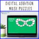 Superhero Mask Addition Puzzles: Great for Superhero Classroom Theme Decor
