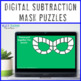 Superhero Mask Subtraction Puzzles: Great for Superhero Classroom Theme Decor