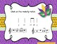 Mardi Gras Melodies - A stick to staff notation game for practicing sol & mi