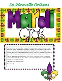 Mardi Gras Nouvelle-Orleans Ontario Core French Activities