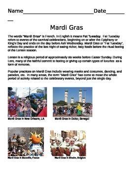 Mardi Gras Passage