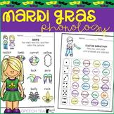 Mardi Gras Phonology Printables