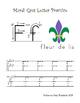 Mardi Gras PreK Printable Learning Pack