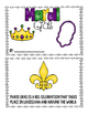 Mardi Gras Reading and Writing Activities