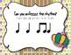 Mardi Gras Rhythms! Interactive Rhythm Practice Game - Ta and Ti-ti