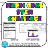 Mardi Gras STEM Challenge