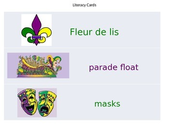 Mardi Gras Theme Pack